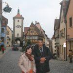 ぶどう栽培の北端ドイツへ行ってきました